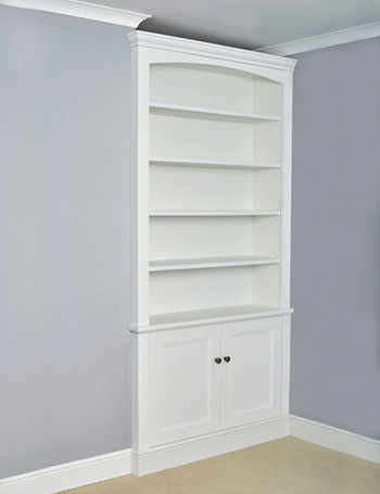 Flat Pack Diy Alcoves Wardrobes Build Your Own Alcove Cabinet